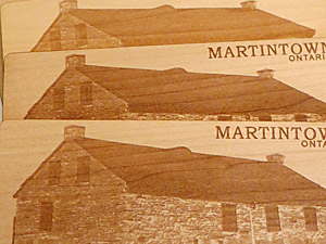 Send a Postcard from The Martintown Mill