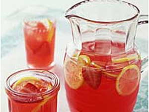 Martintown Mill's Signature Strawberry Lemonade